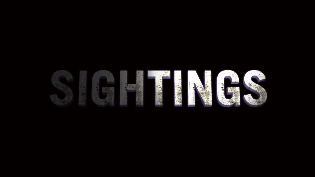 Sightings Trailer (2017) Screen Capture #4