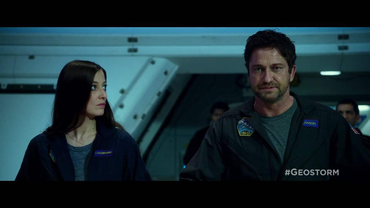 Geostorm TV Spot - Time (2017) Screen Capture #1