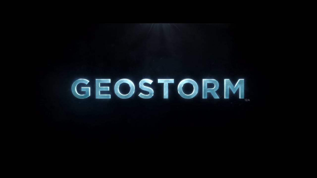 Geostorm TV Spot - Time (2017) Screen Capture #3