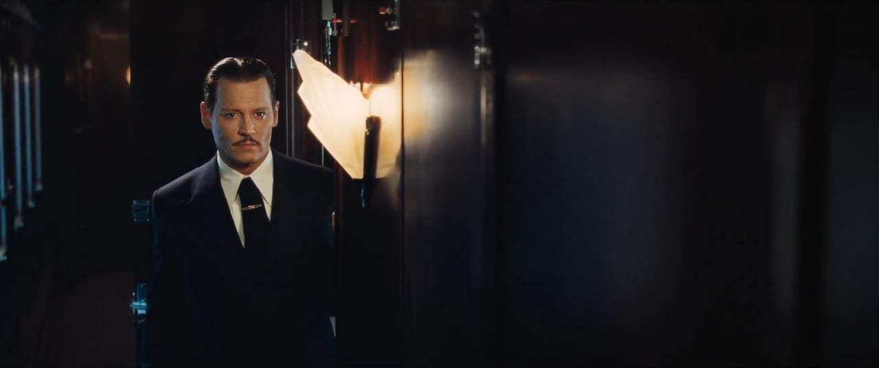Murder on the Orient Express (2017) - Some Men Screen Capture #1