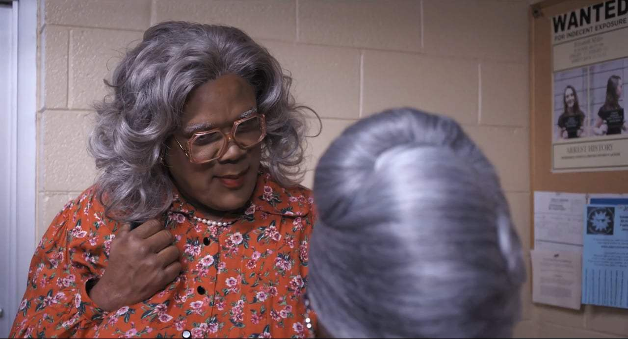 Boo 2! A Madea Halloween (2017) - Wanted Screen Capture #3