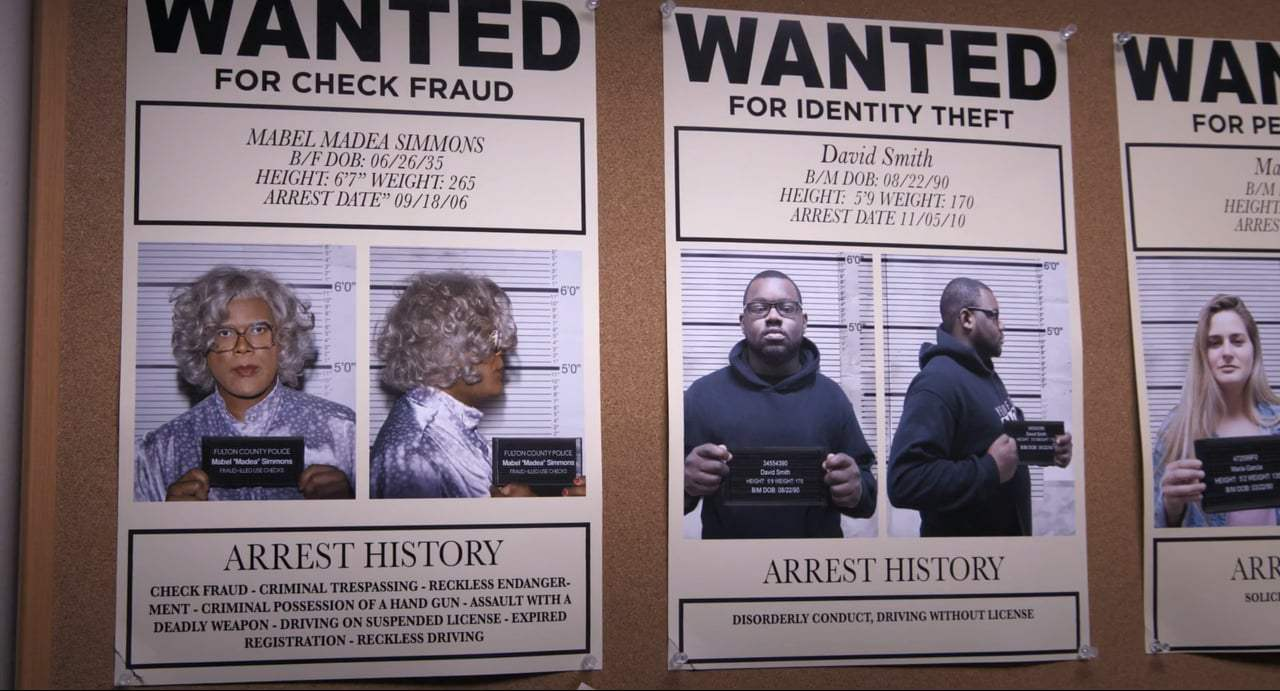 Boo 2! A Madea Halloween (2017) - Wanted Screen Capture #4