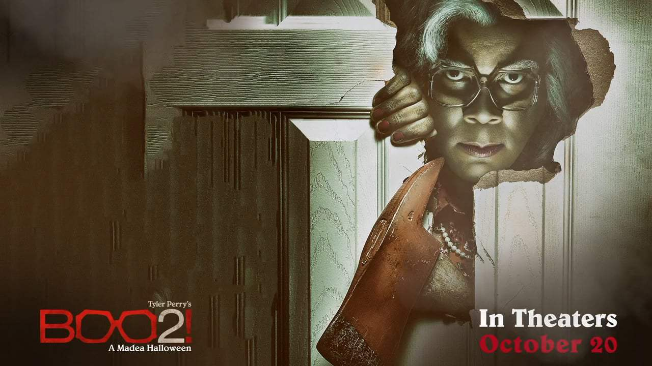 Boo 2! A Madea Halloween (2017) - Outhouse Screen Capture #4