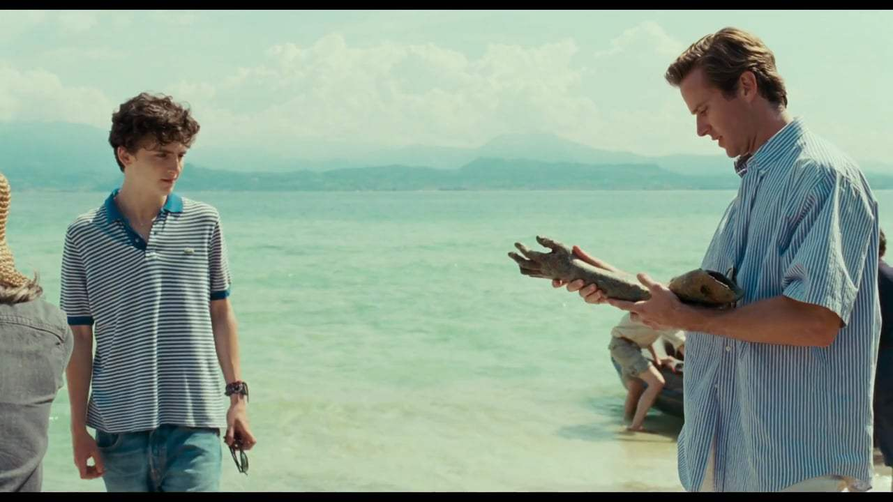 Call Me by Your Name (2017) - Truce Screen Capture #2