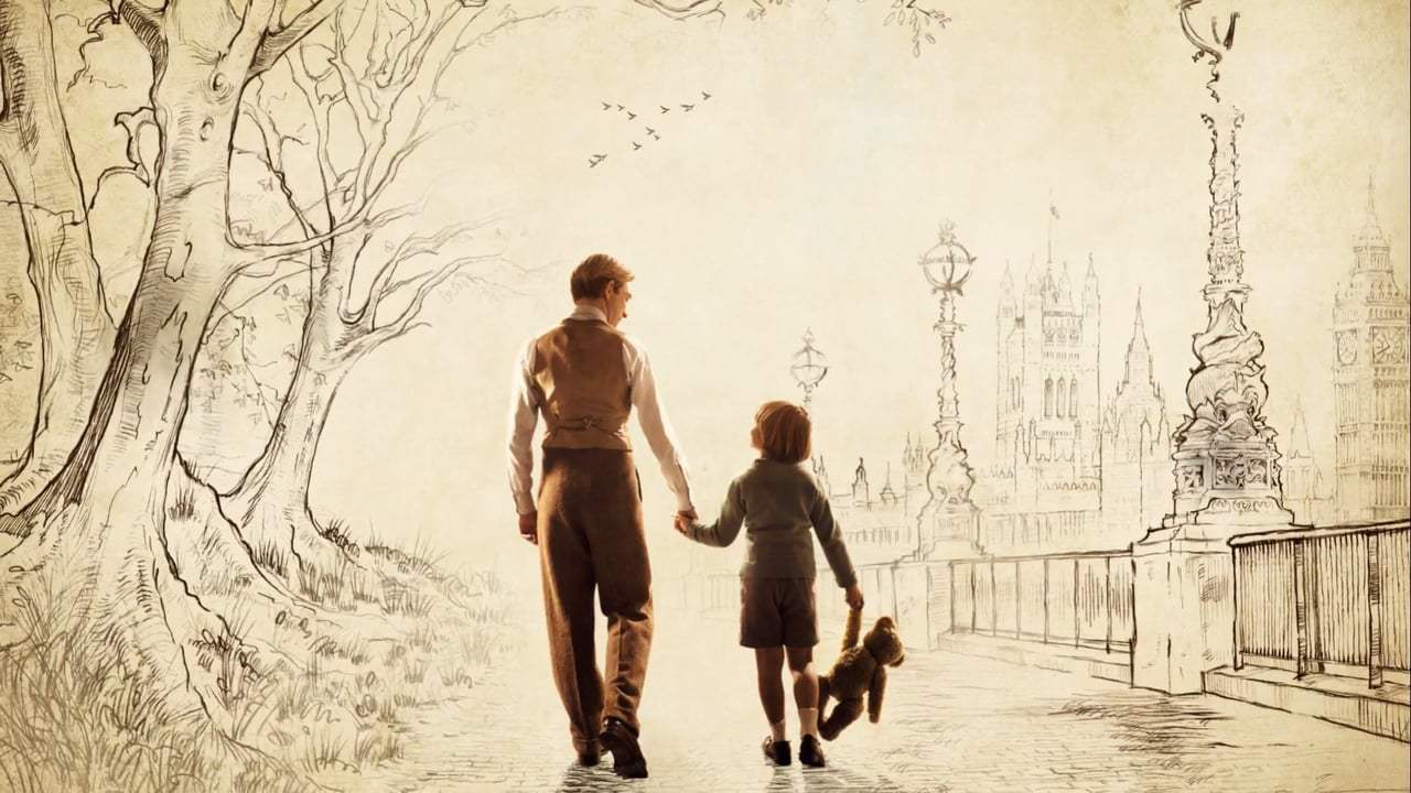 Goodbye Christopher Robin Featurette - A.A. Milne (2017) Screen Capture #4