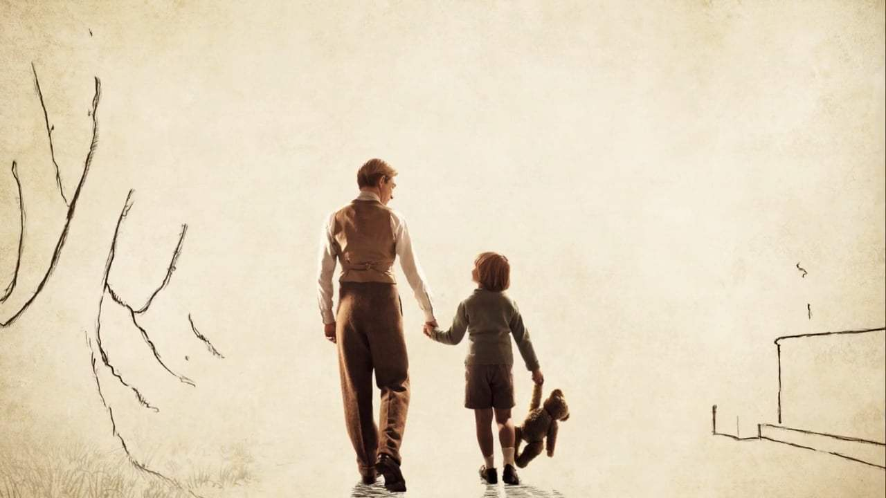 Goodbye Christopher Robin Featurette - Christopher Robin & His Nanny Olive (2017) Screen Capture #4