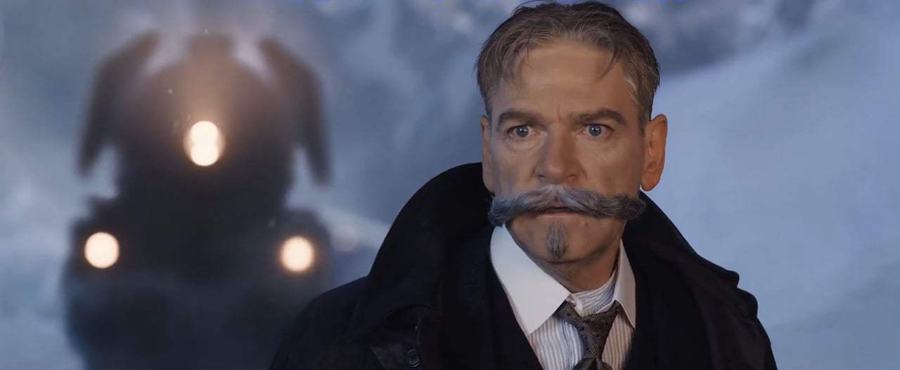 Murder on the Orient Express TV Spot - Mystery (2017) Screen Capture #4