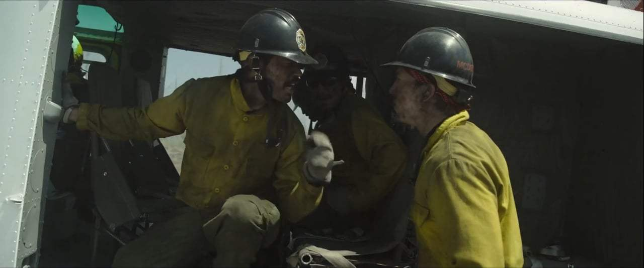 Only the Brave (2017) - Chinstrap Screen Capture #1