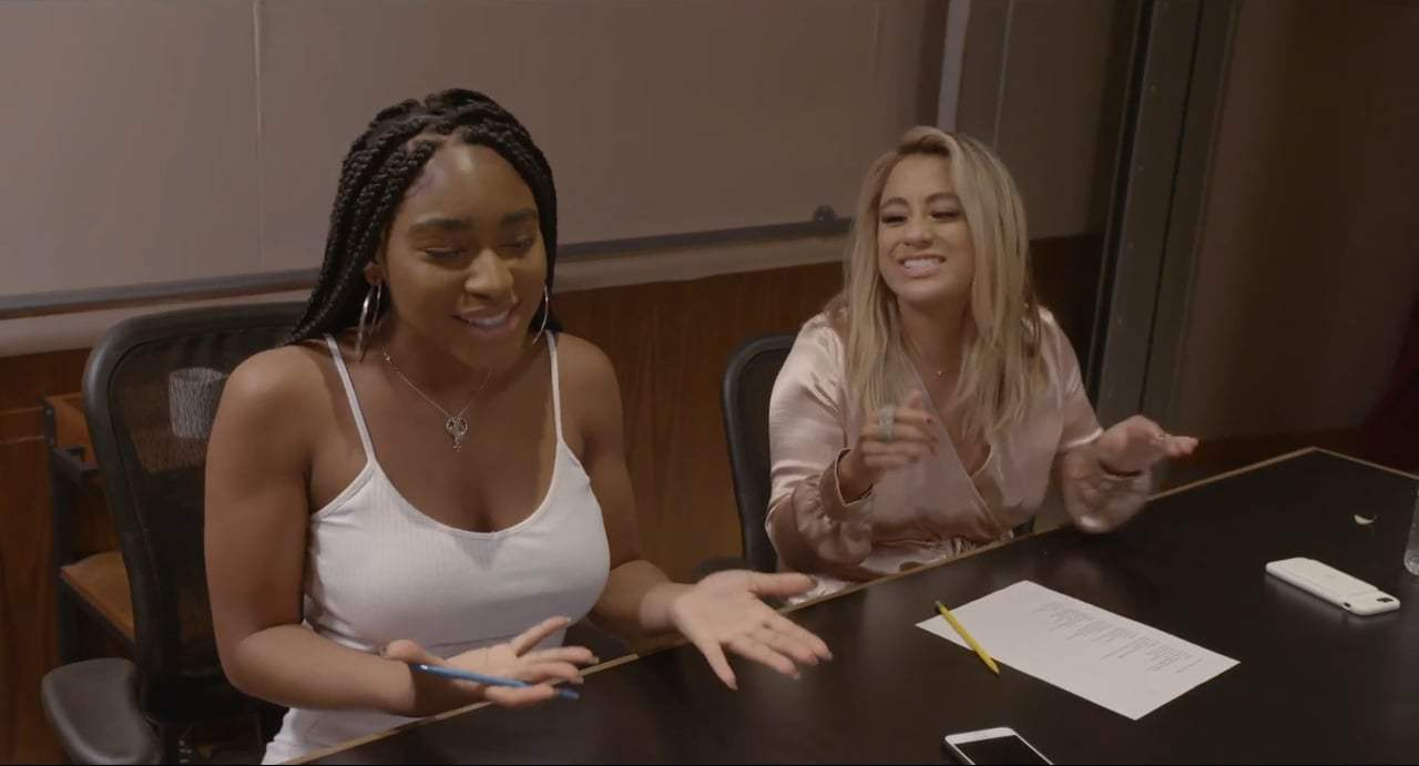 The Star Featurette - Fifth Harmony (2017) Screen Capture #2