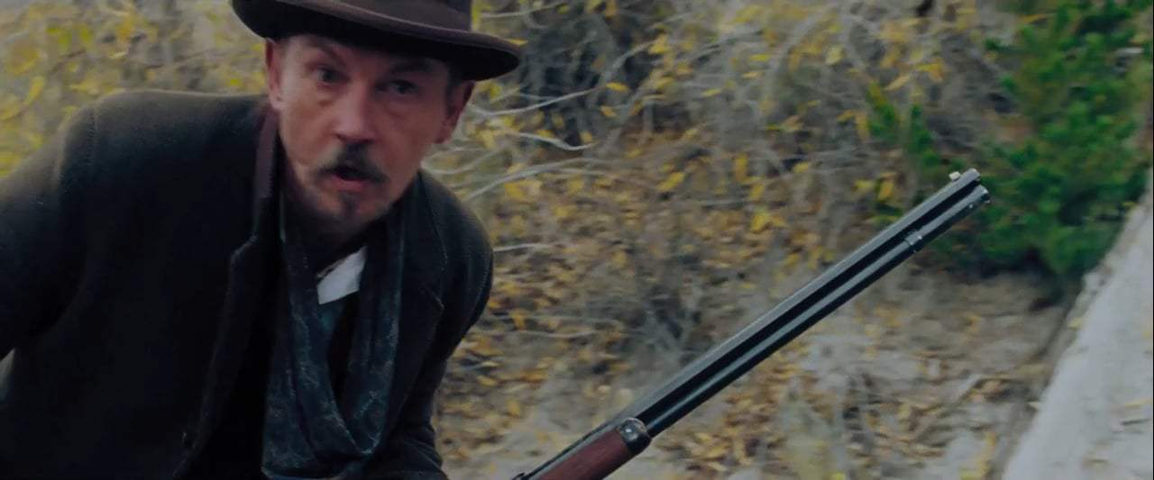 The Ballad of Lefty Brown Trailer (2017) Screen Capture #3