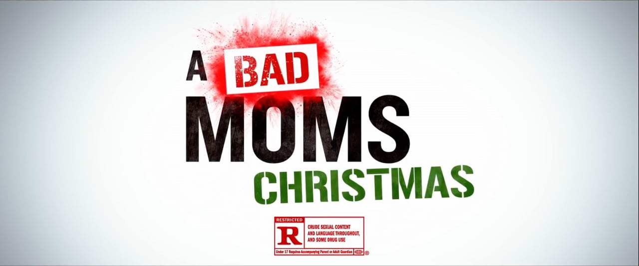 A Bad Mom's Christmas TV Spot - Our Way (2017) Screen Capture #4