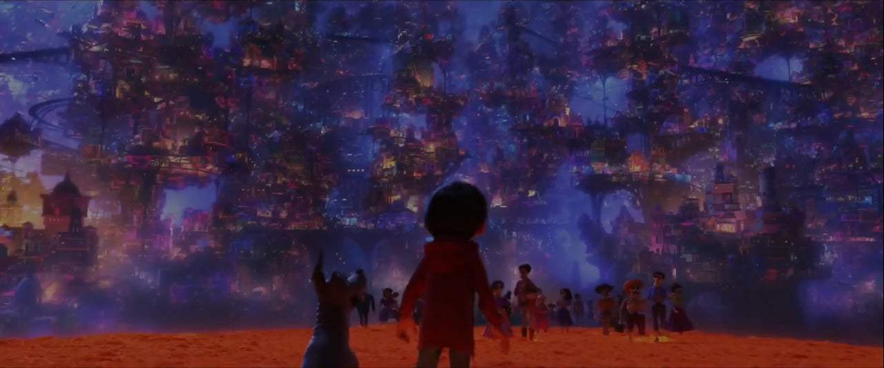Coco TV Spot - Every Pixar World (2017) Screen Capture #1