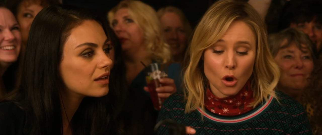 A Bad Mom's Christmas (2017) - First Date With Santa Number 2 Screen Capture #3
