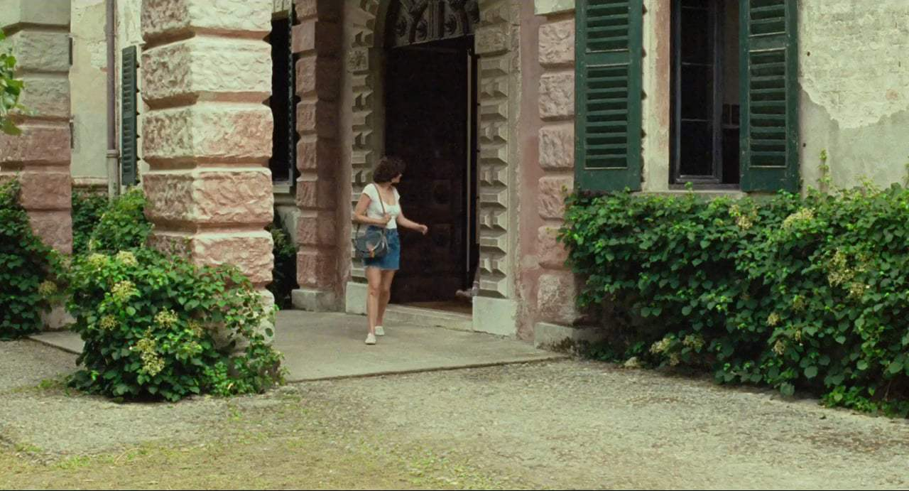 Call Me by Your Name (2017) - What Would Be The Harm In That Screen Capture #1