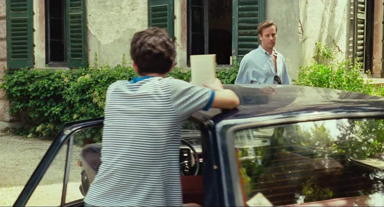 Call Me by Your Name (2017) - What Would Be The Harm In That Screen Capture #2