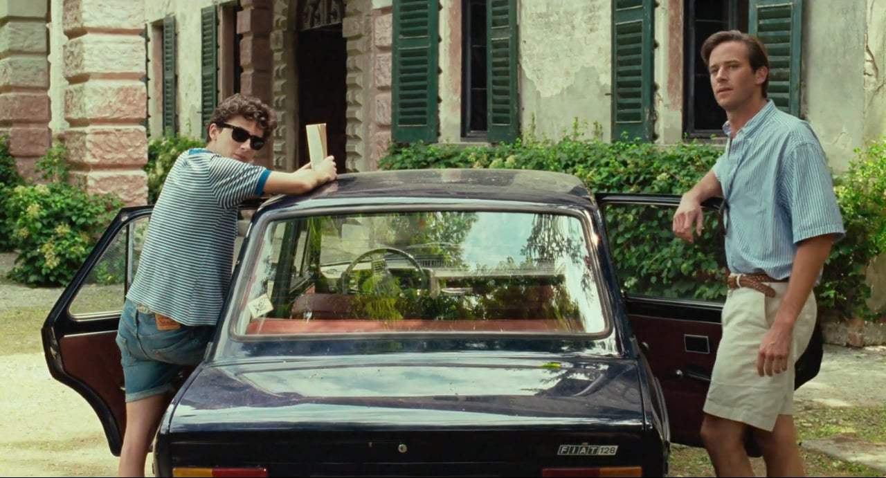 Call Me by Your Name (2017) - What Would Be The Harm In That Screen Capture #3