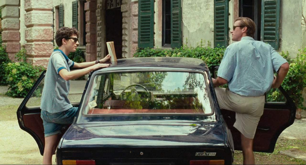 Call Me by Your Name (2017) - What Would Be The Harm In That Screen Capture #4