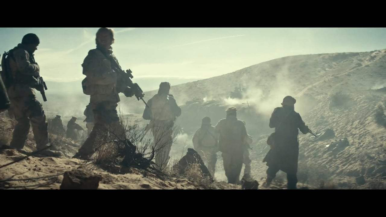 12 Strong Trailer (2018) Screen Capture #2