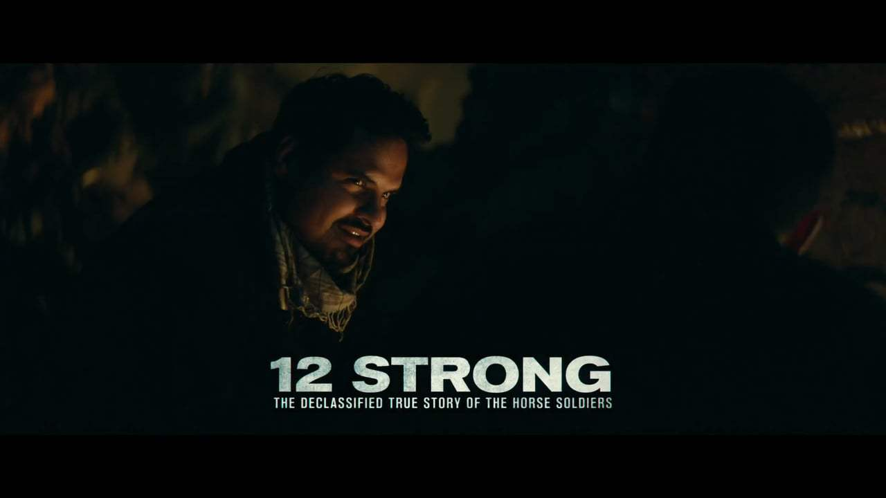 12 Strong Trailer (2018) Screen Capture #4