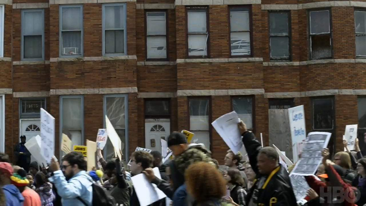 Baltimore Rising Trailer (2017) Screen Capture #1