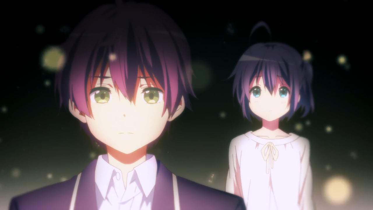 Love, Chunibyo & Other Delusions the Movie: Rikka Takanashi Revision Trailer (2013) Screen Capture #1
