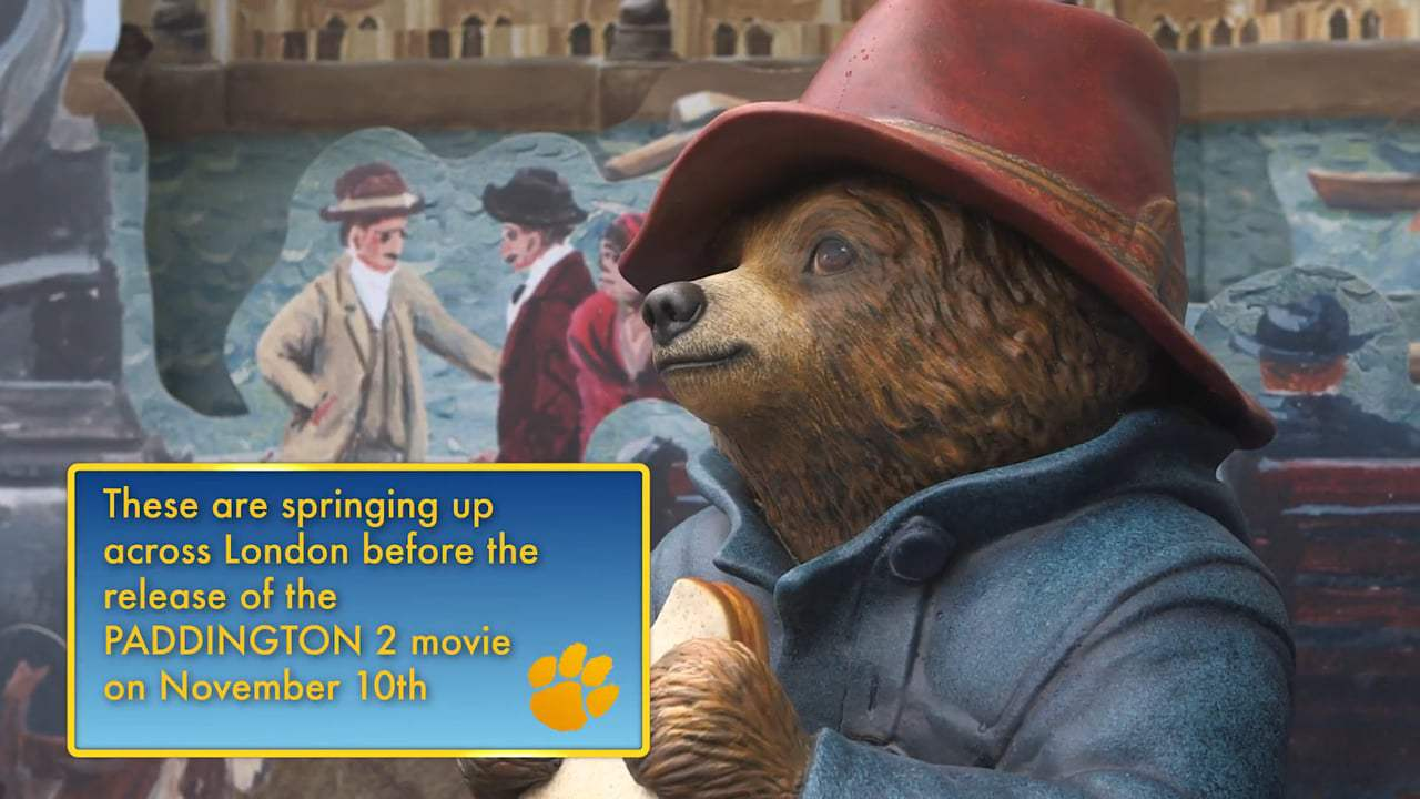 Paddington 2 Featurette - London (2018) Screen Capture #2