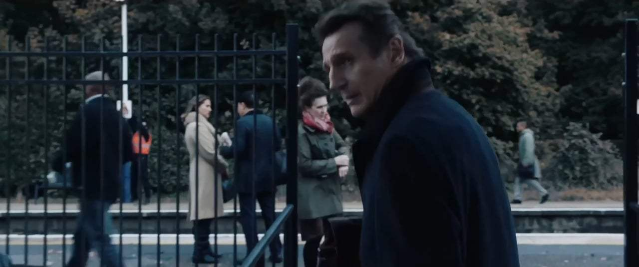 The Commuter Theatrical Trailer (2018) Screen Capture #1
