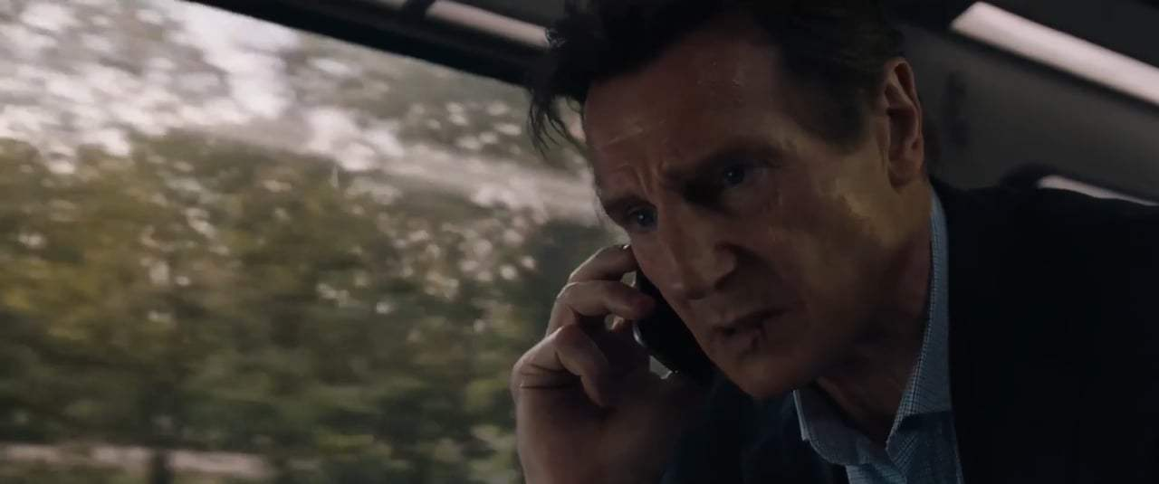 The Commuter Theatrical Trailer (2018) Screen Capture #3