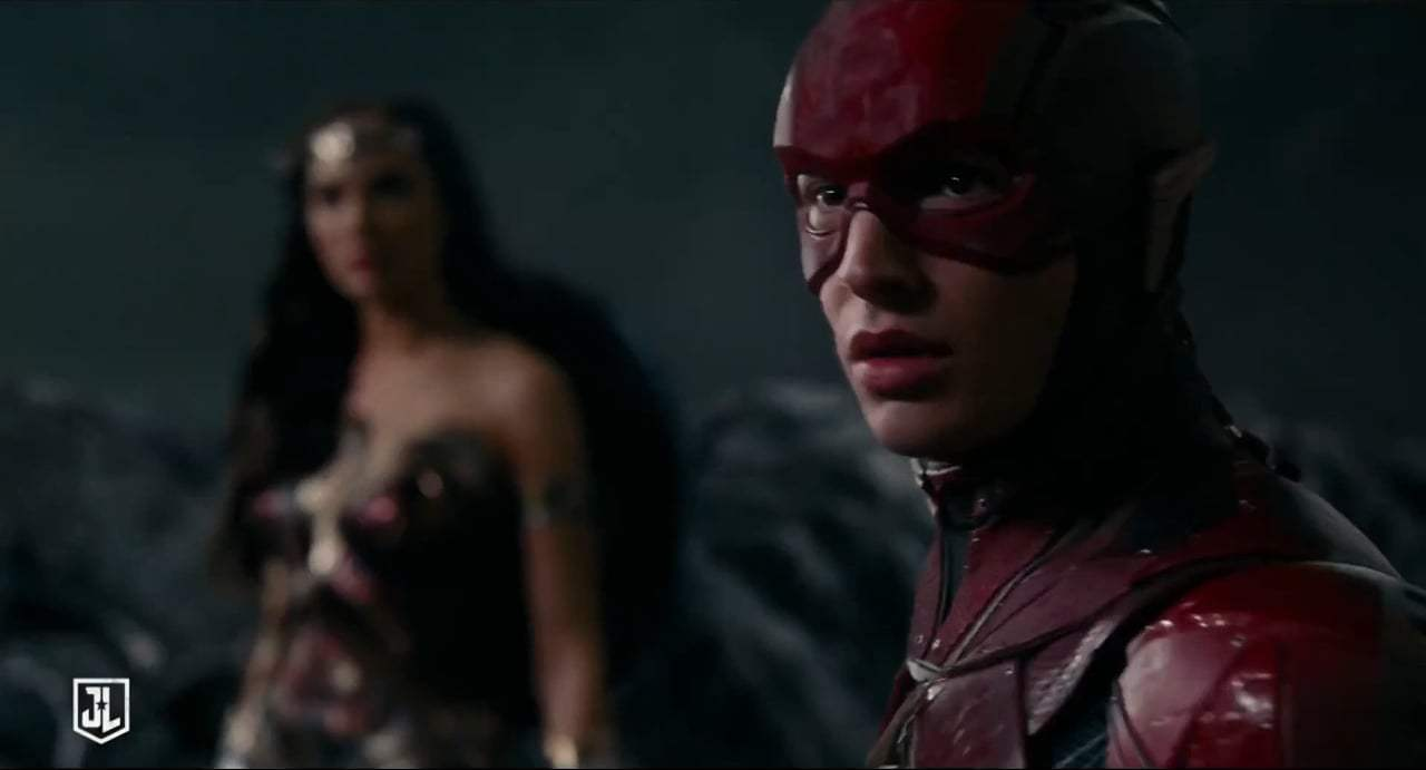 Justice League Featurette - Barry Allen aka The Flash (2017) Screen Capture #1