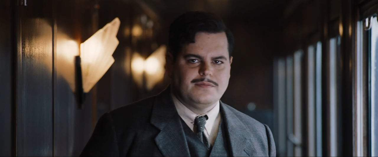 Murder on the Orient Express TV Spot - Disturbing Truth (2017) Screen Capture #1
