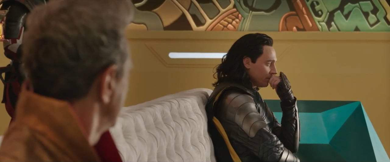 Thor: Ragnarok (2017) - We Know Each Other Screen Capture #2