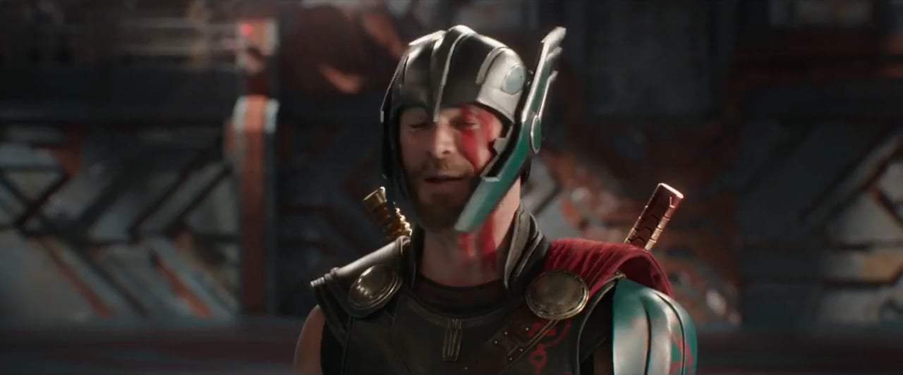Thor: Ragnarok (2017) - We Know Each Other Screen Capture #3
