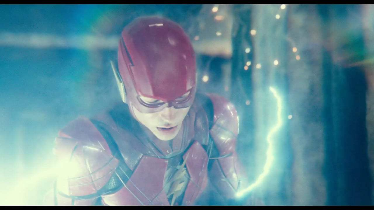 Justice League TV Spot - Thunder (2017) Screen Capture #3