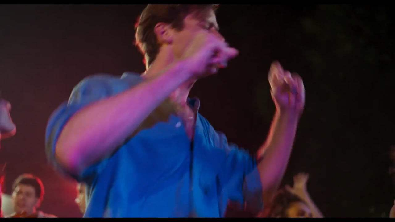 Call Me by Your Name (2017) - Dance Party Screen Capture #1