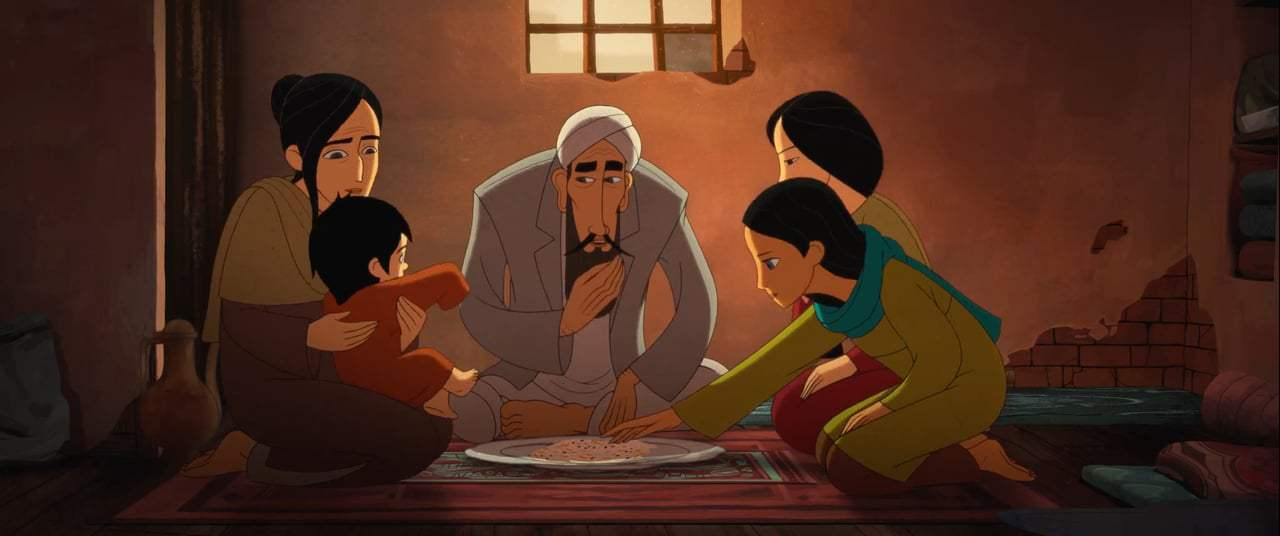 The Breadwinner Feature Trailer (2017) Screen Capture #1