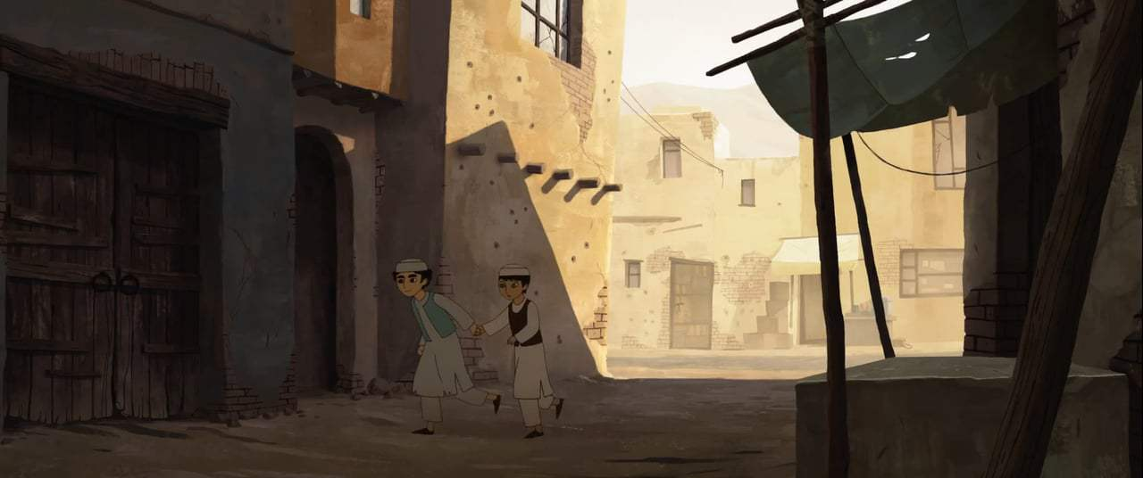 The Breadwinner Feature Trailer (2017) Screen Capture #3