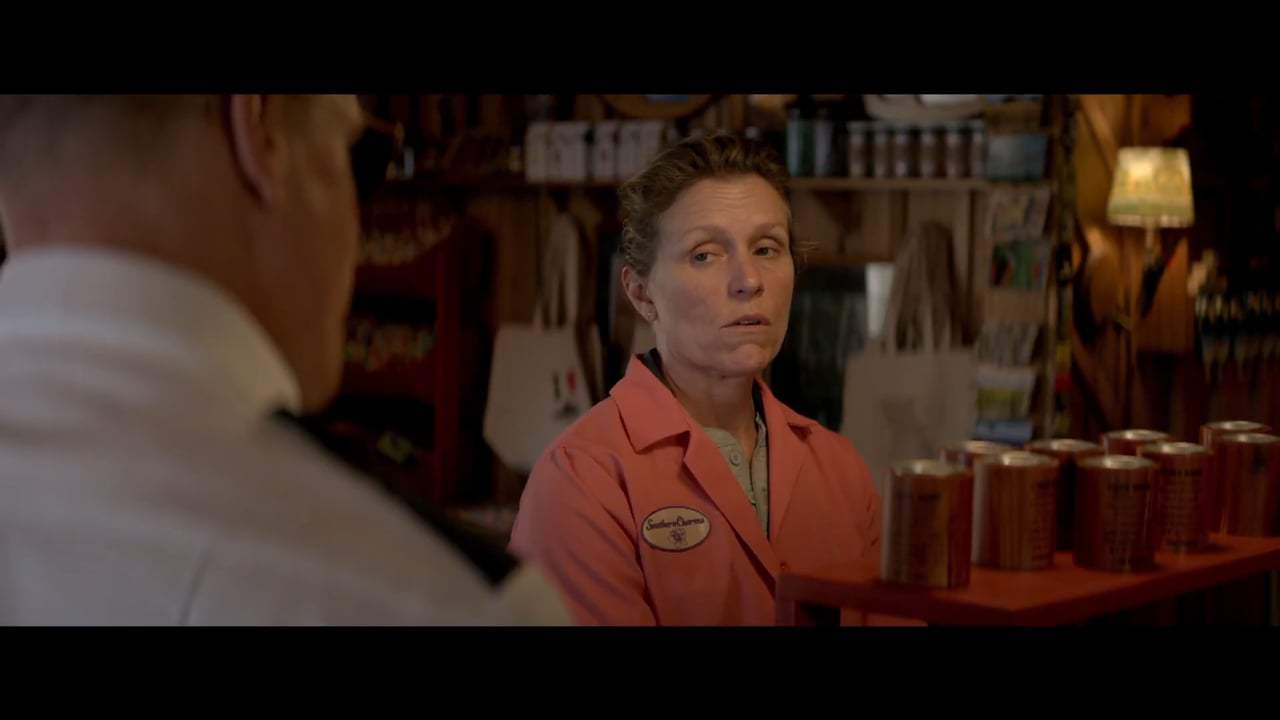 Three Billboards Outside Ebbing, Missouri TV Spot - The Law (2017) Screen Capture #4