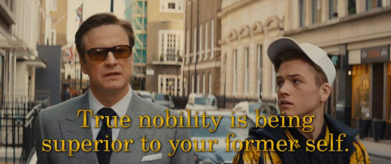 Kingsman: The Golden Circle TV Spot - One Liners (2017) Screen Capture #2
