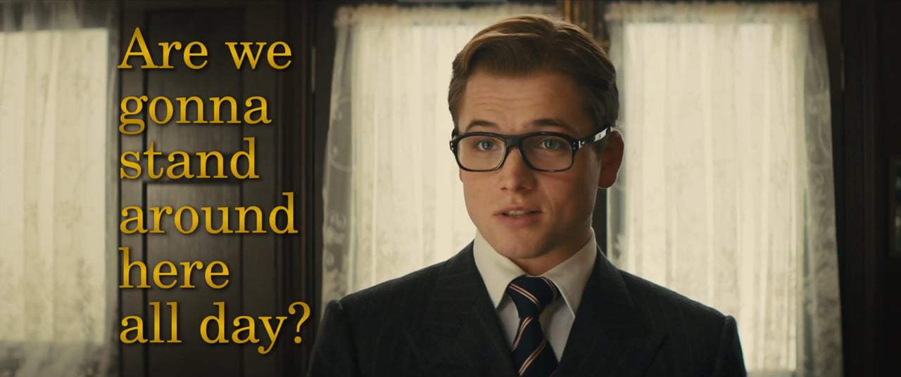 Kingsman: The Golden Circle TV Spot - One Liners (2017) Screen Capture #3