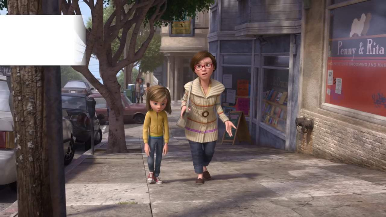 Inside Out Featurette - Did You Know? (2015) Screen Capture #3