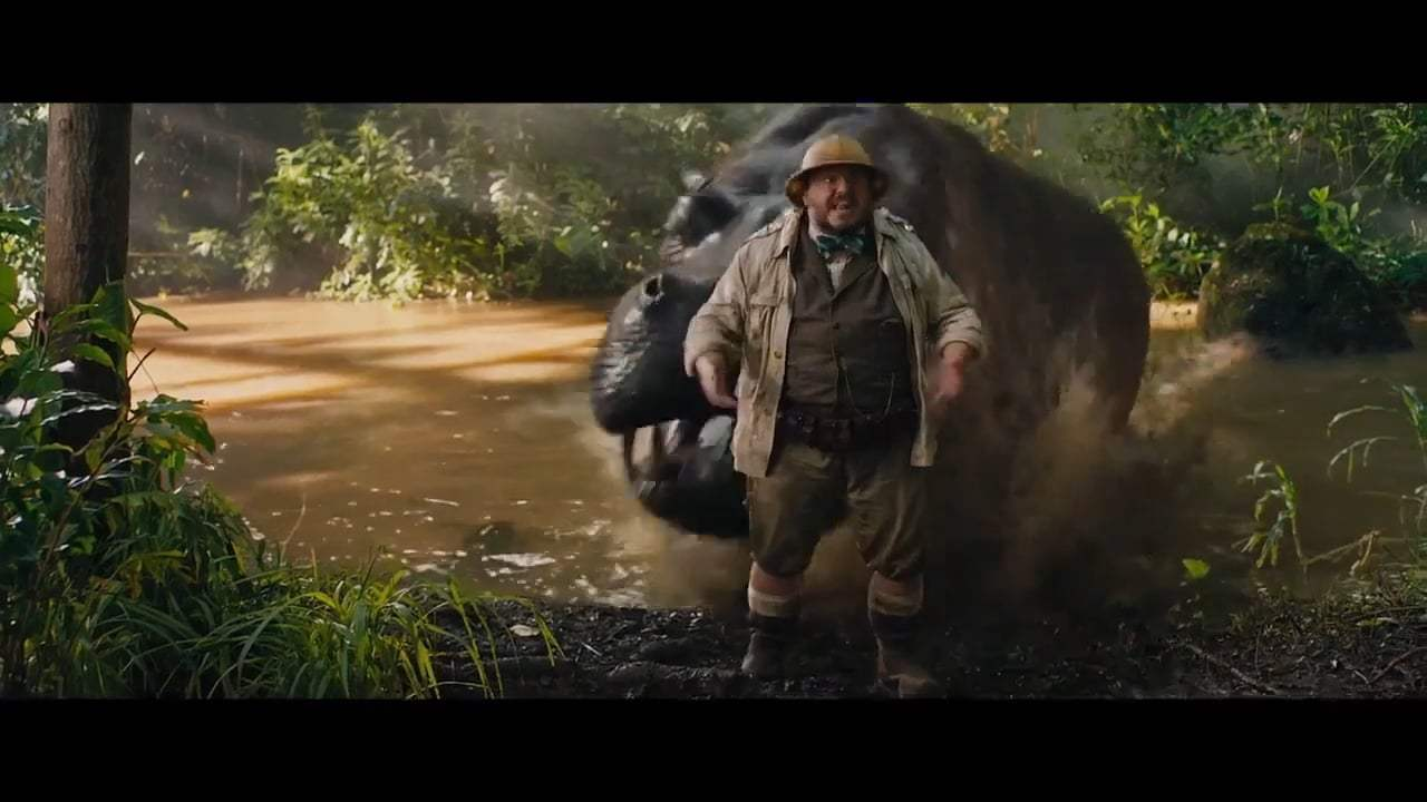 Jumanji: Welcome to the Jungle Featurette - Evolution (2017) Screen Capture #4