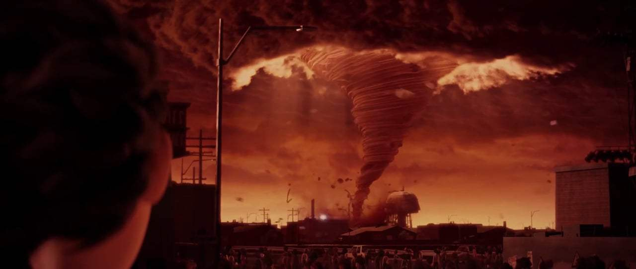 Cloudy with a Chance of Meatballs TV Spot - Horror Movie (2009) Screen Capture #3