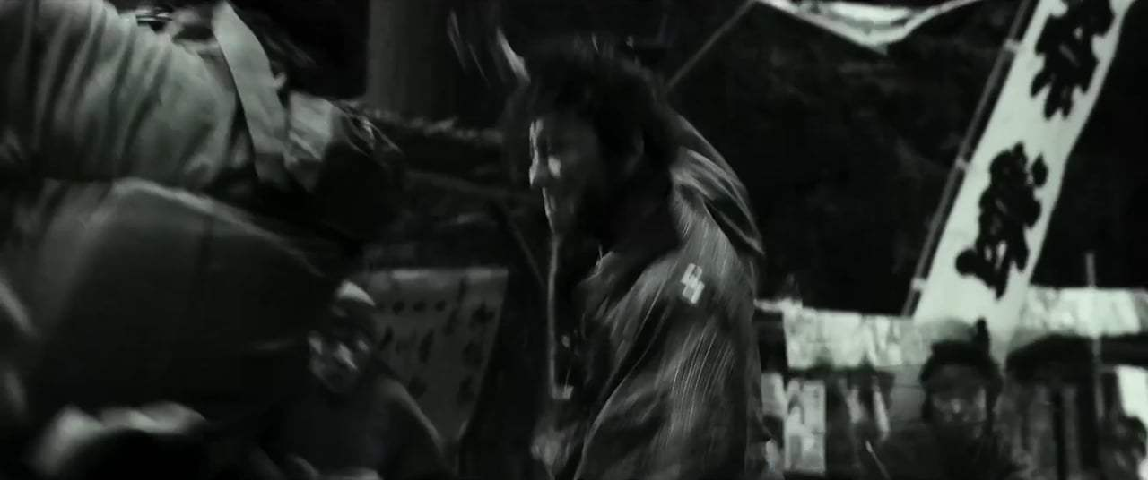Blade of the Immortal (2017) - First Fight Screen Capture #1