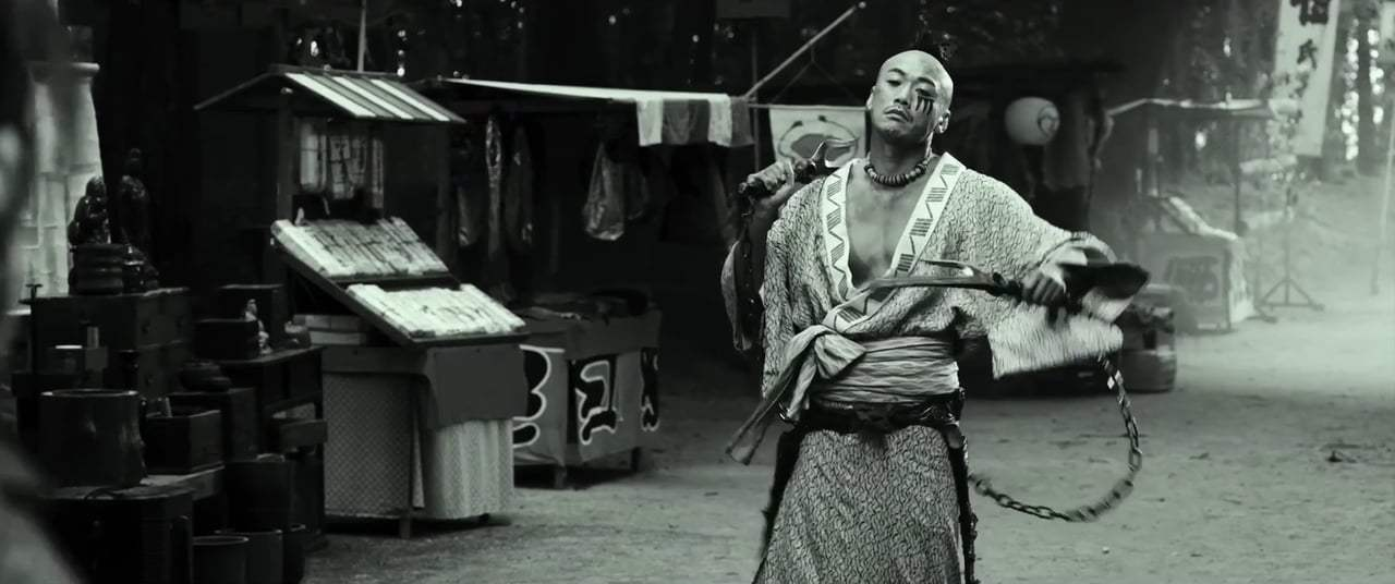 Blade of the Immortal (2017) - First Fight Screen Capture #2