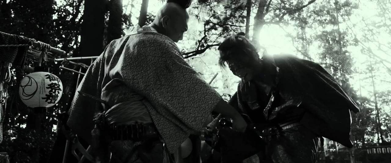 Blade of the Immortal (2017) - First Fight Screen Capture #3