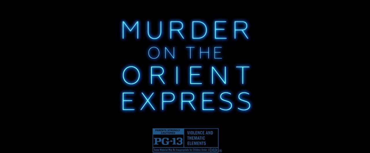 Murder on the Orient Express TV Spot - Shocking (2017) Screen Capture #4