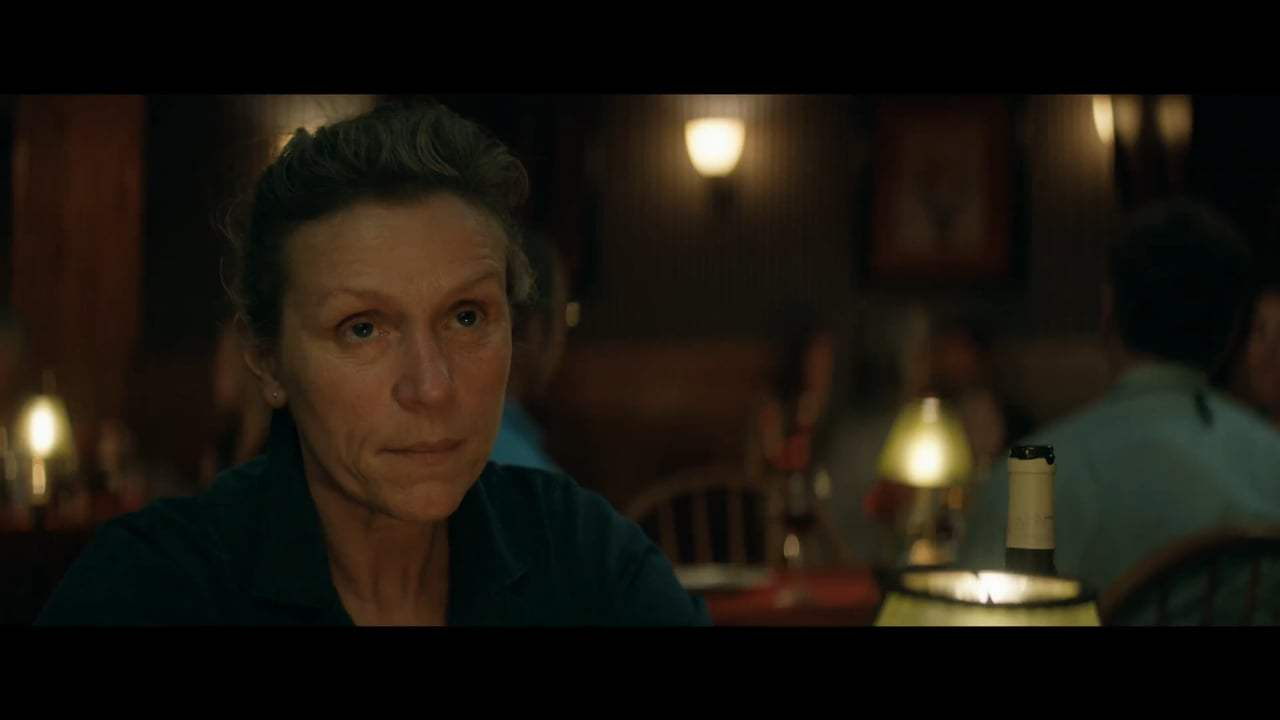 Three Billboards Outside Ebbing, Missouri TV Spot - Self Explanatory (2017) Screen Capture #3