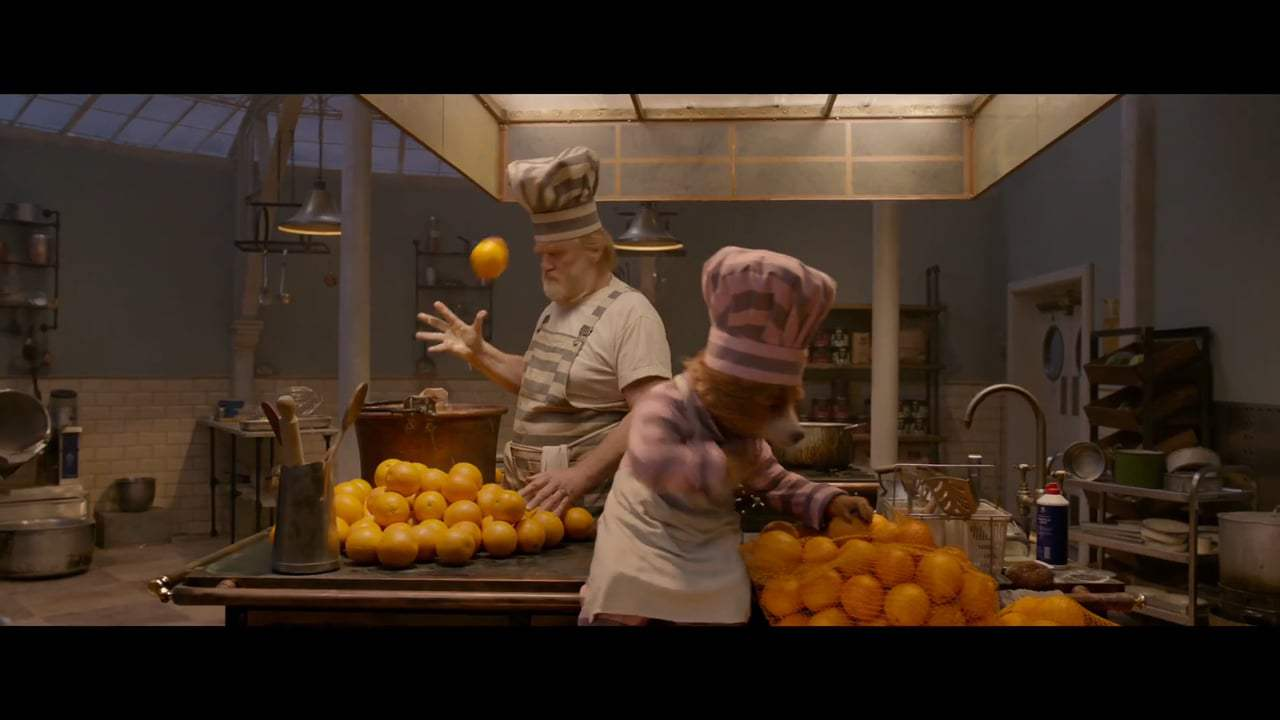Paddington 2 TV Spot - Baking (2018) Screen Capture #2