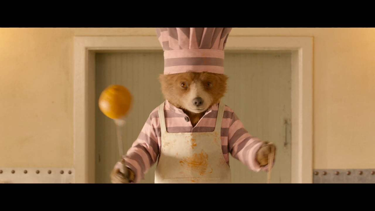 Paddington 2 TV Spot - Baking (2018) Screen Capture #4