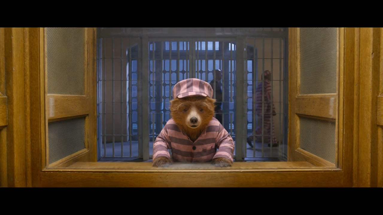 Paddington 2 (2018) - Visiting Room Screen Capture #1